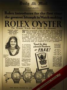 Rolex-Gleitze