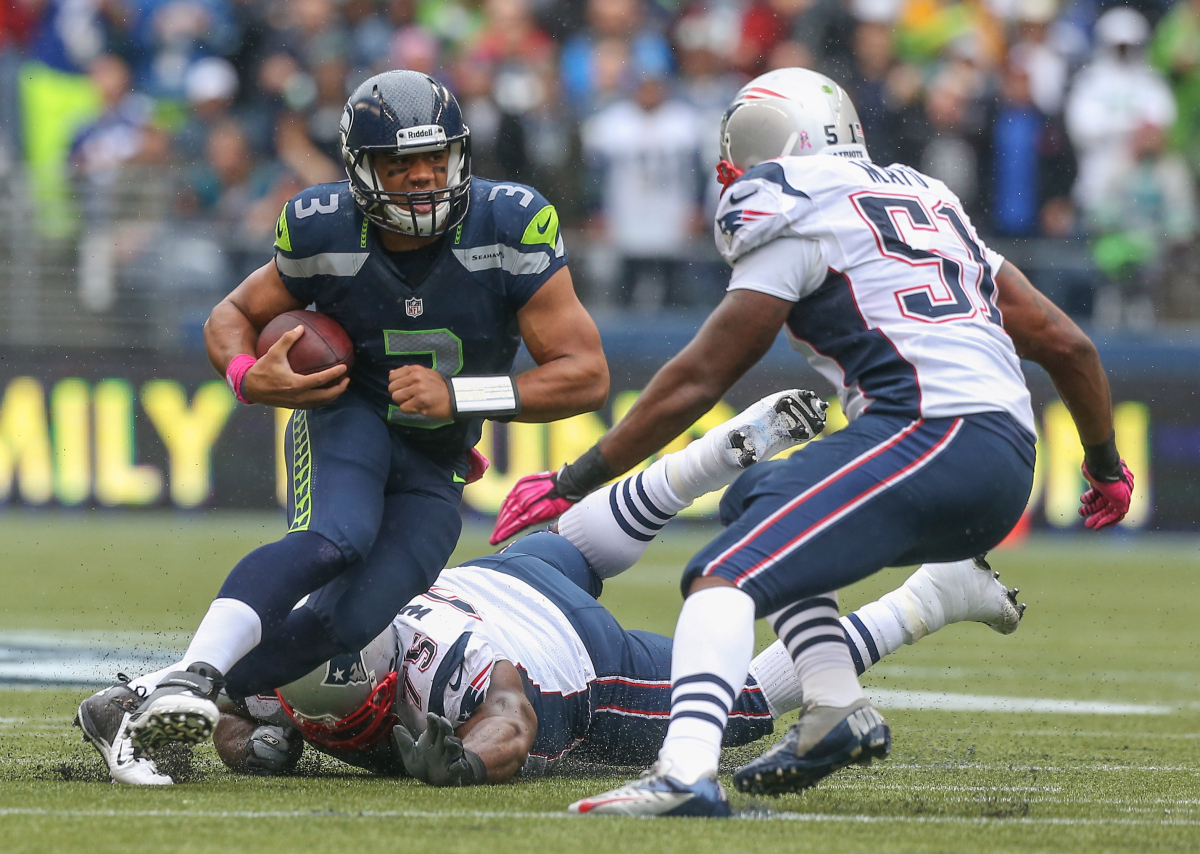 New England Patriots v Seattle Seahawks