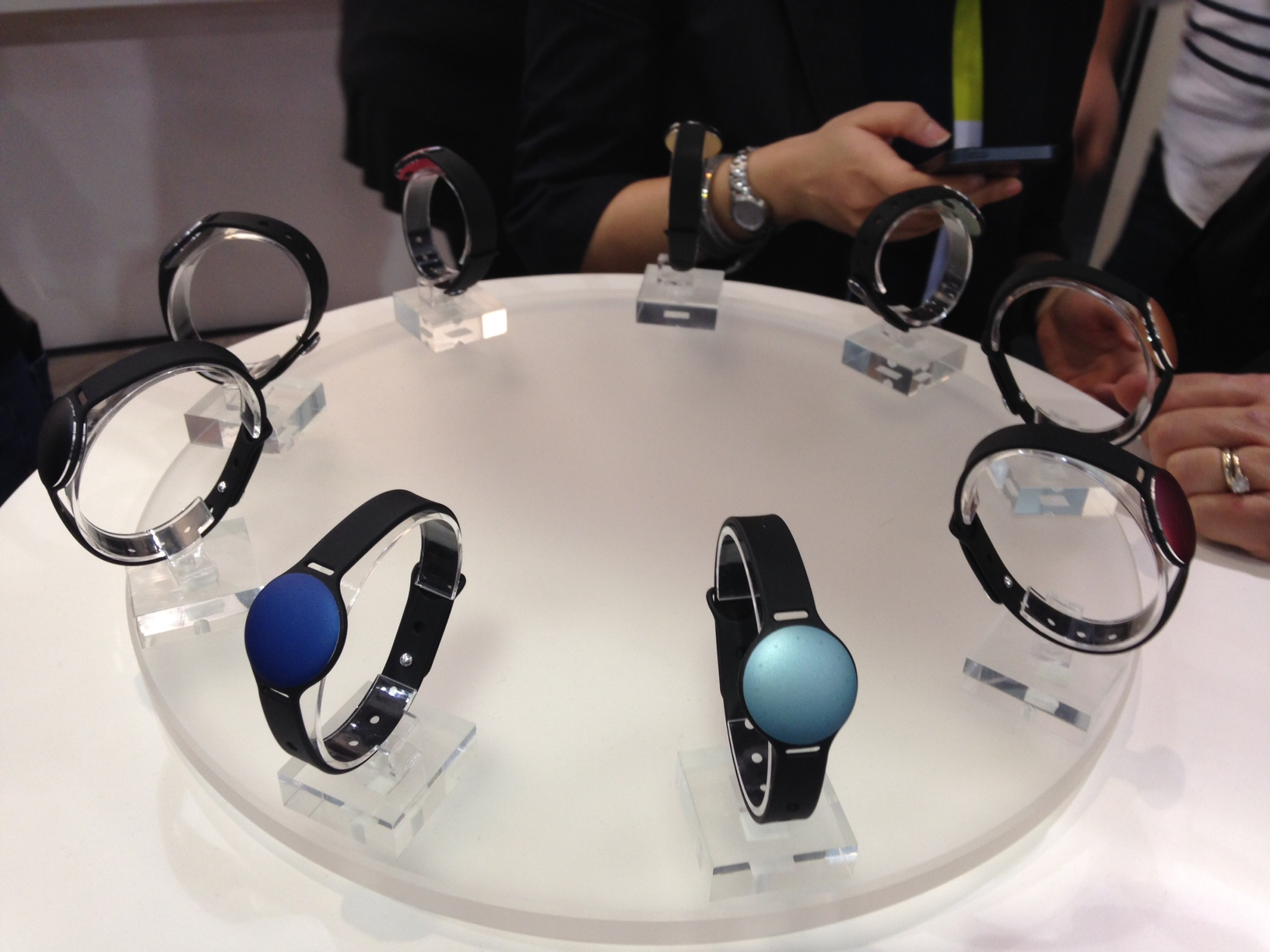 CES wearables