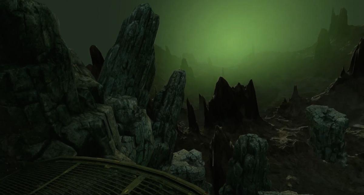 void landscape
