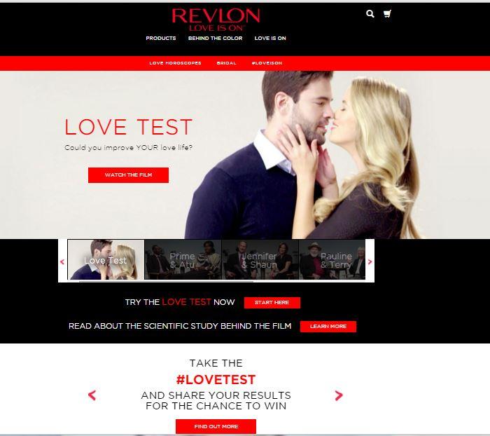 Revlon loveison 2