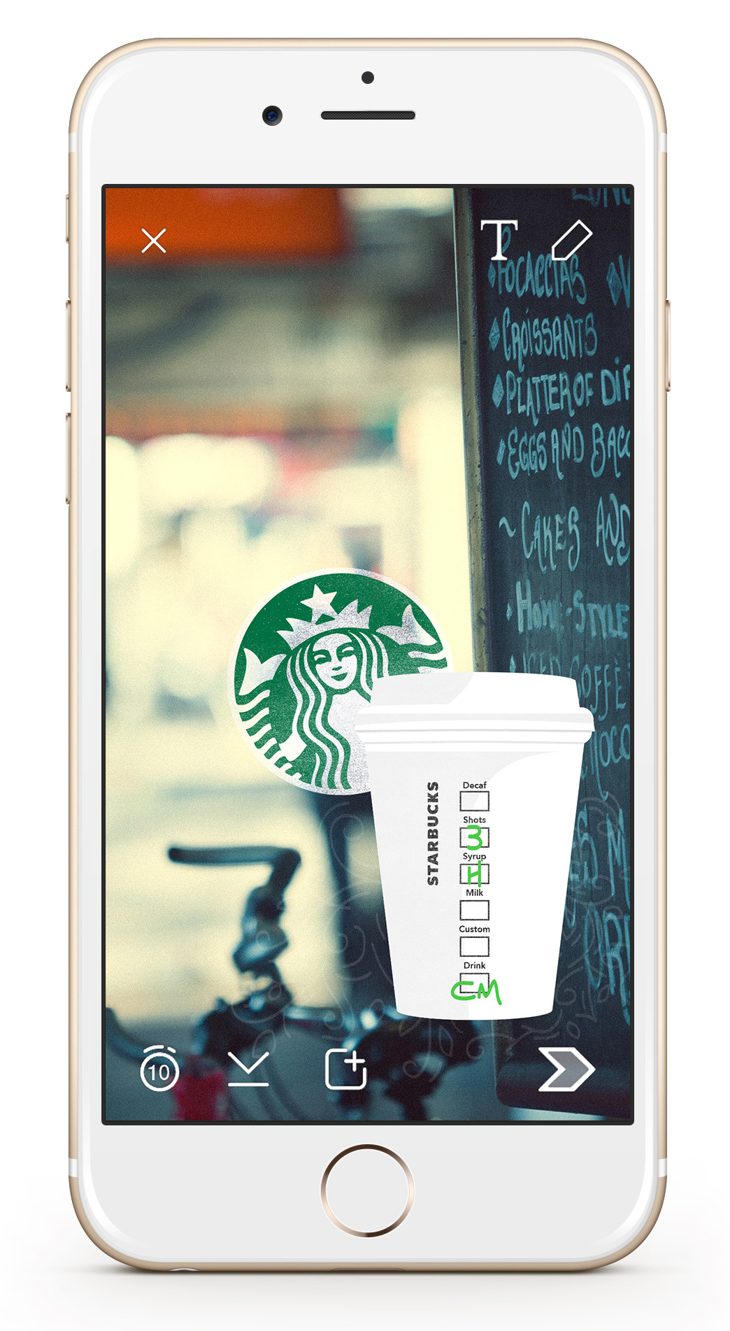 iPhone-Iso-Starbucks-e1436909688698