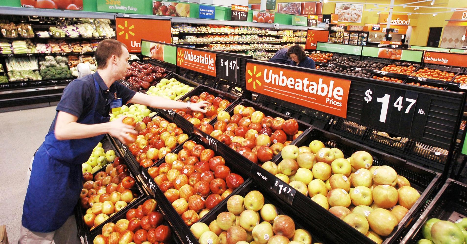 Walmart Perishables
